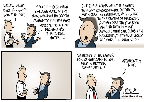 Wait... What Do the Republicans Want to Do?