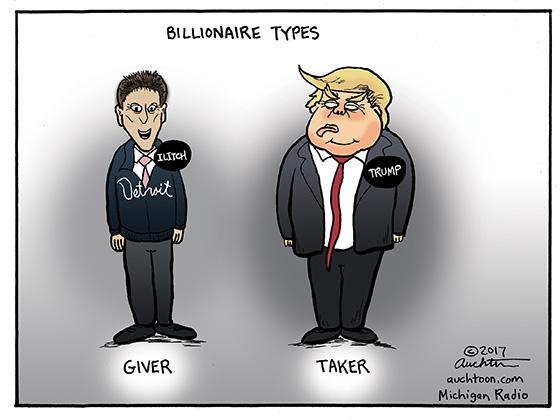 Billionaire Types