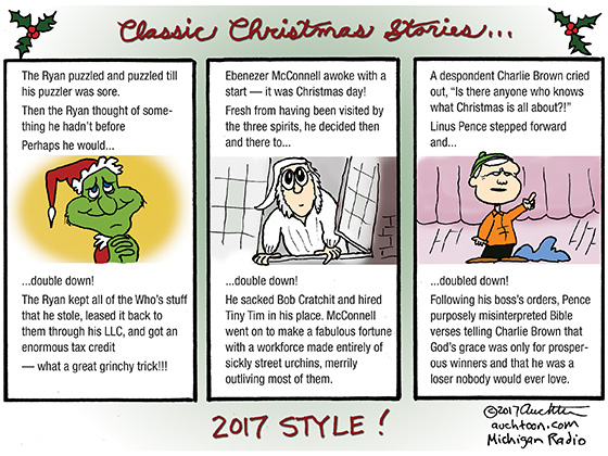 Classic Christmas Stories 2017
